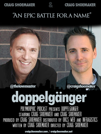 Doppelganger: An Epic Battle for a Name