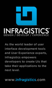 Infragistics leader in ASP.NET web controls.