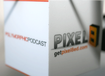 Polymorphic Podcast and pixel8